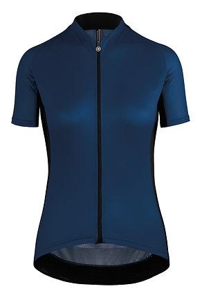 UMA GT Short Sleeve Jersey Blue