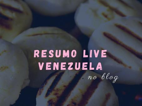 Bate-papo com cultura: Venezuela