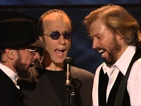 English + Bee Gees