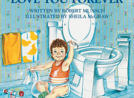 Love you forever | book by Robert Munsch