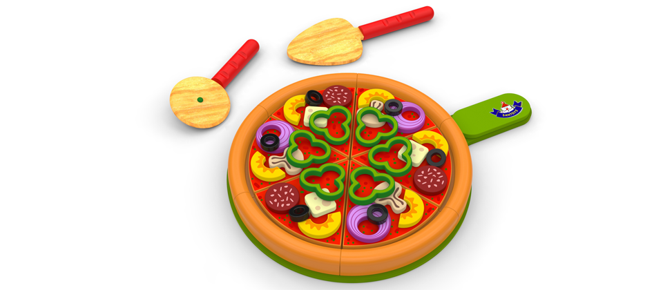 Role Play Pizza Toy