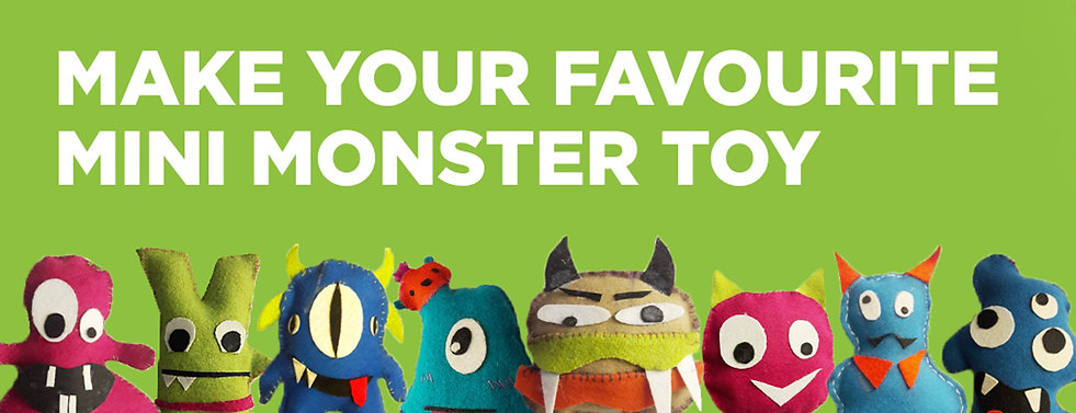 Mini Monsters suhasini paul.JPG