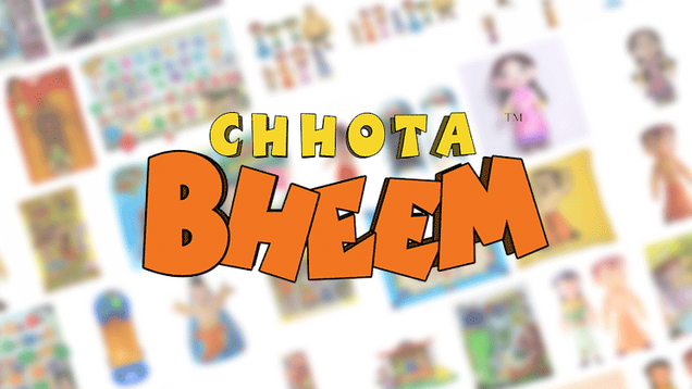 Chhota Bheem Merchandise