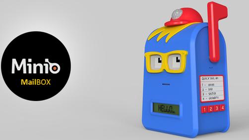 IOT toy - Minio