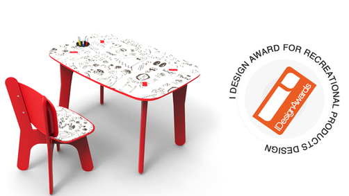 I-Design Award Winner