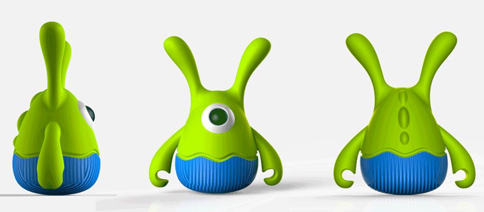 jellicious _ Mascot designed by suhasini