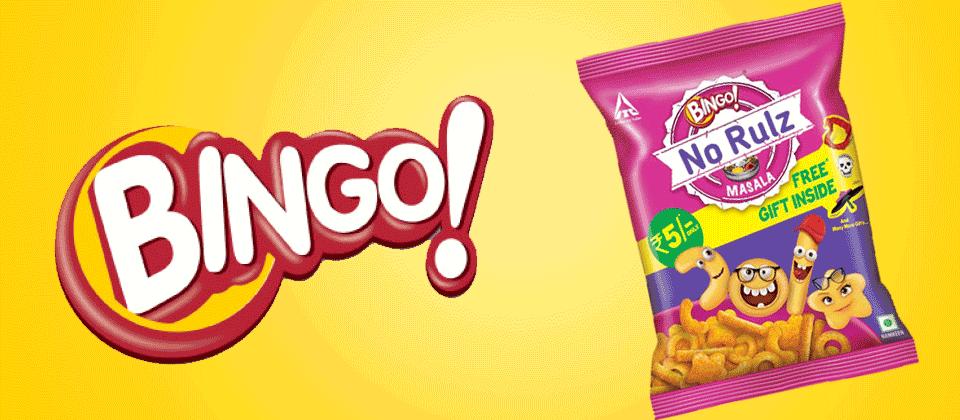 Bingo promotional toys by suhasini paul.