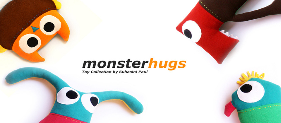 Monsters Hugs Collection