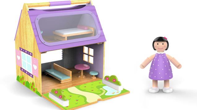 Mini Doll house