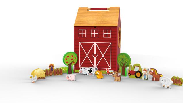 Farm House Play