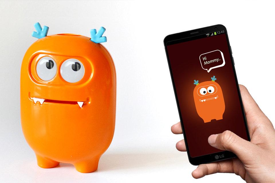 Minio Designed by Suhasini Paul toy desi
