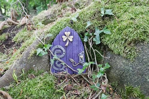 Shamrock Fairy Door