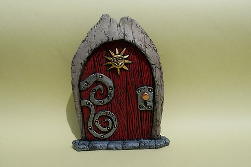 Sun Fairy Door