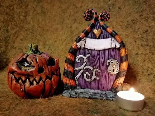 Halloween Fairy Door