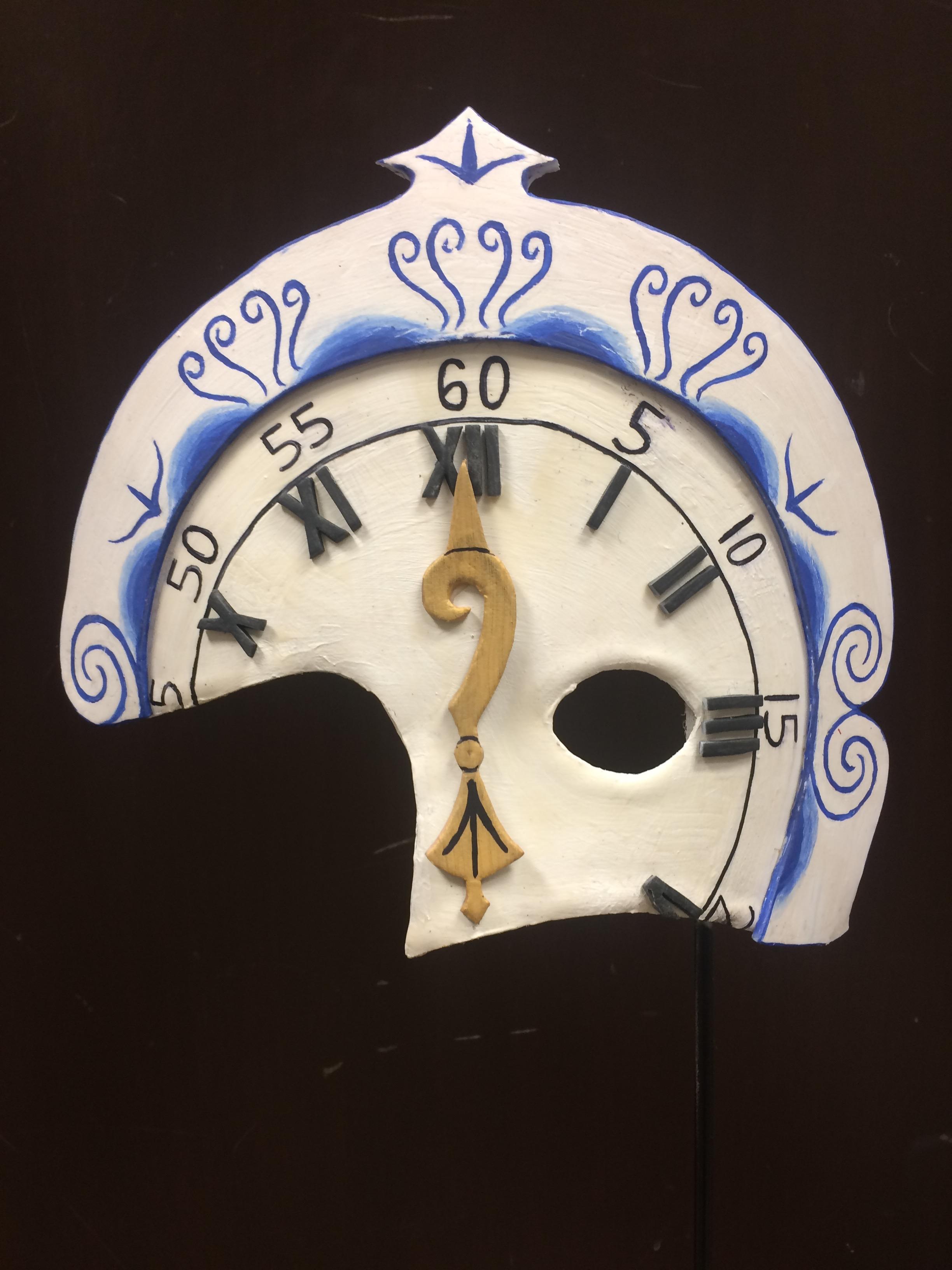 Coutner Clock