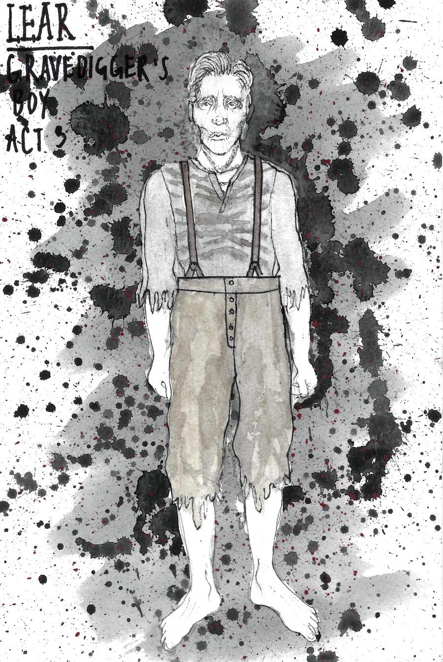 Gravedigger's Boy Ghost