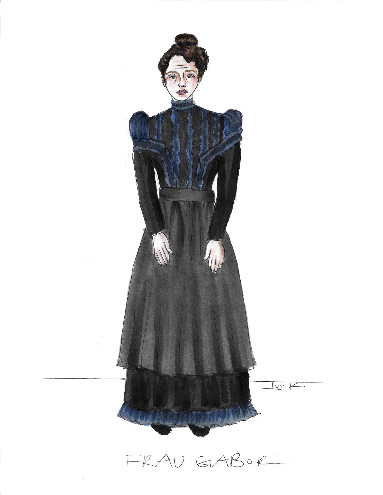 Frau Gabor