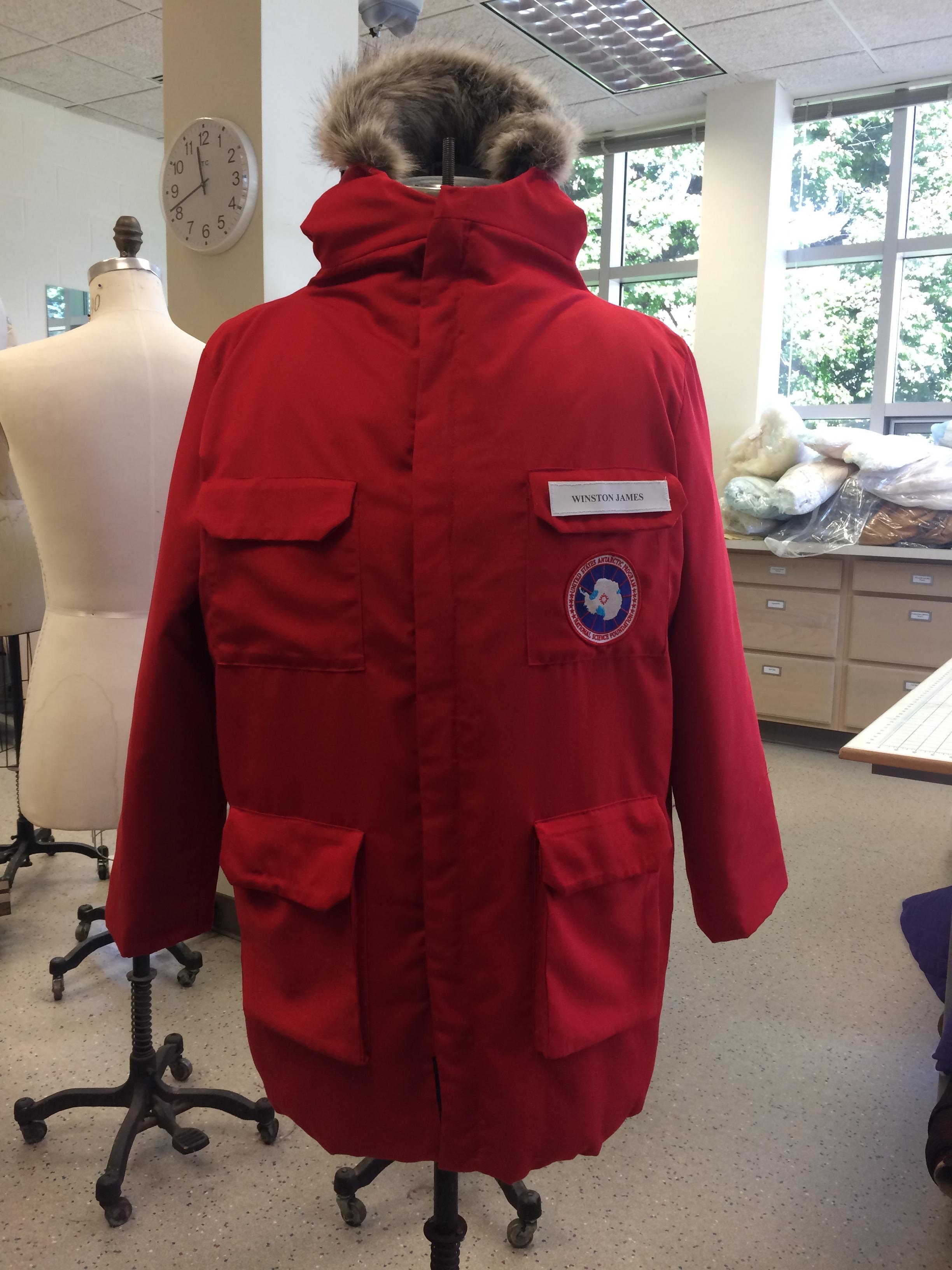 Finished Coat