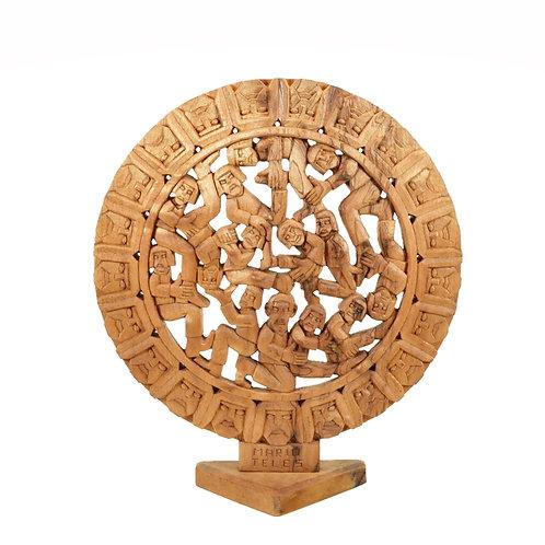 Mandala Roda da Vida
