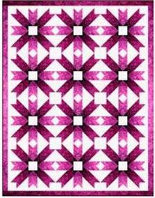 bohemian stars quilt.jfif