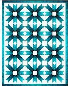 bohemian stars blue.jfif