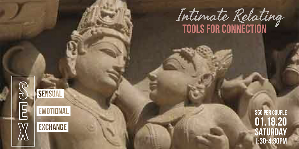 Intimate Relating: Tools for Connection