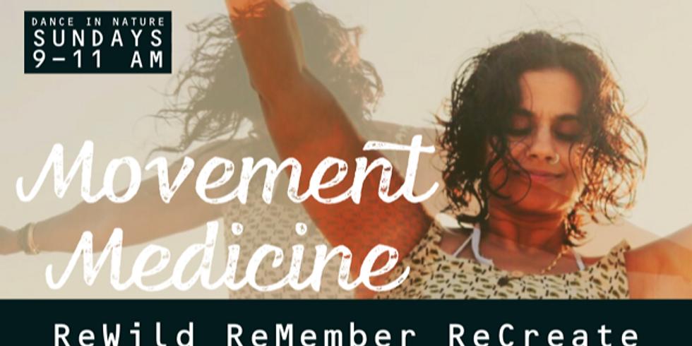 Movement Medicine: Dance in Nature