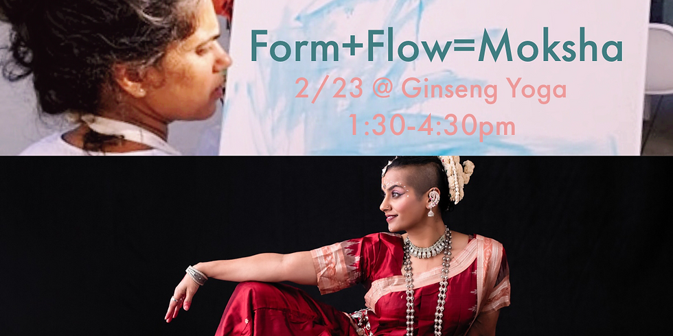 Form+Flow=MOKSHA