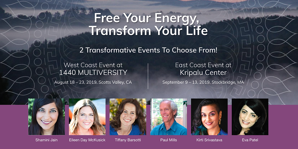 Free Your Energy Transform Your Life