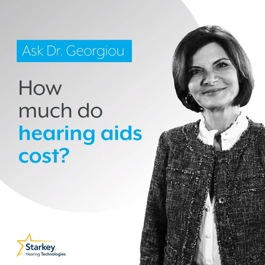 Ask Dr. G: How much do hearing aids cost?