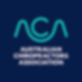 Australian Chiropractors Association member