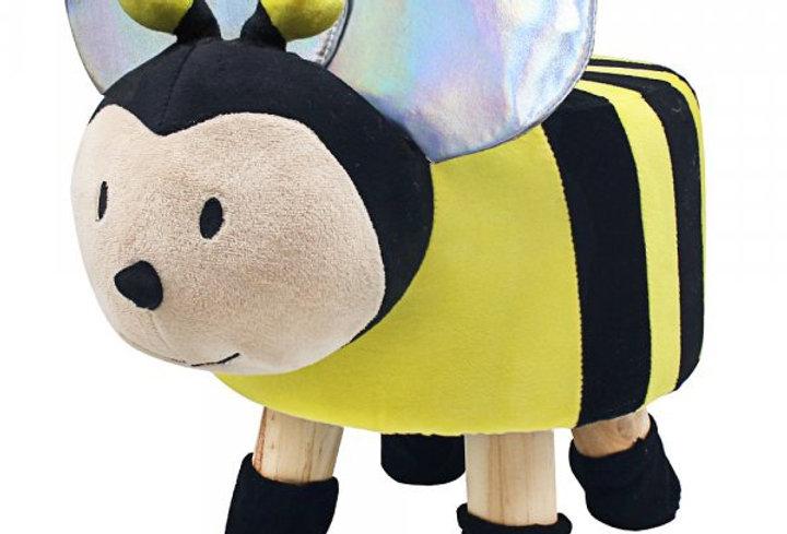 Bumblebee footstool