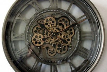 Mechanical wall clock 68cm