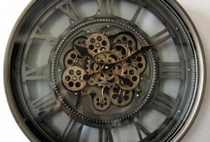 Mechanical wall clock 68cm