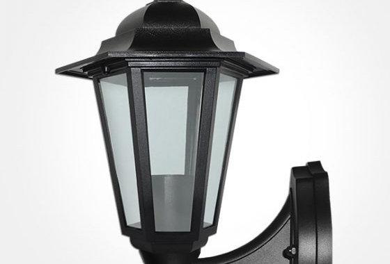 60W Max polycarbonate full lantern