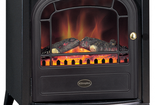 Club Optiflame Electric Stove