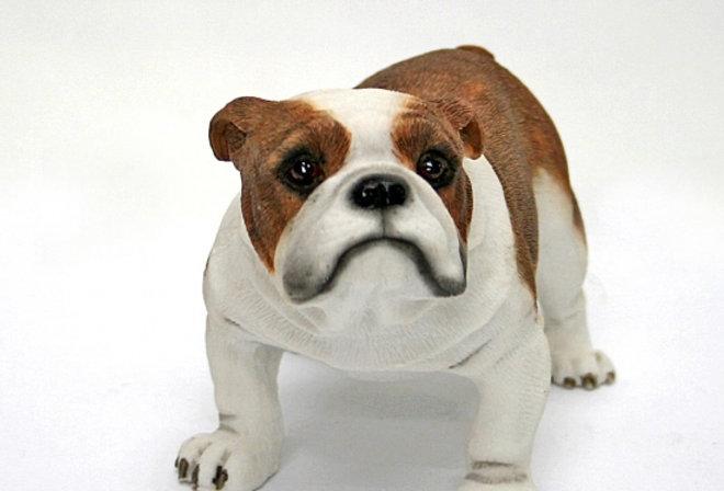 Bulldog Figurine