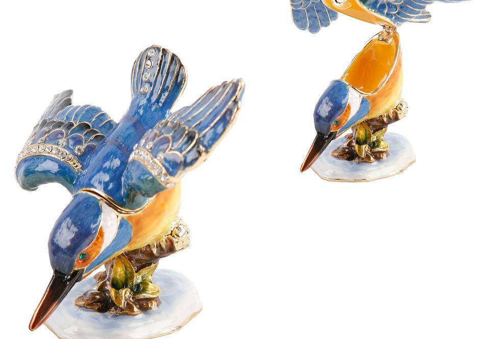 Treasured Trinkets Kingfisher