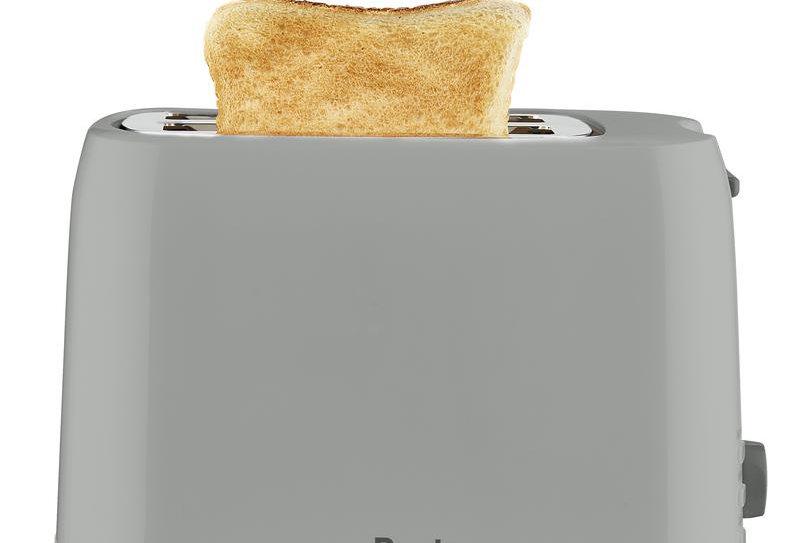 Presto 2 Slice Toaster Grey