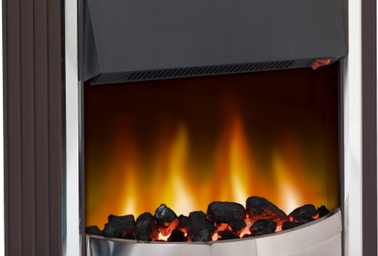 Dimplex Zamora Freestanding Electric opti flame Fire