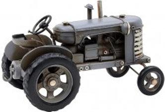 Vintage Grey Tractor