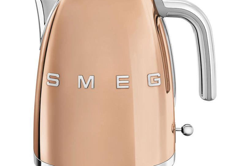 SMEG Kettle Rose Gold Special Edition