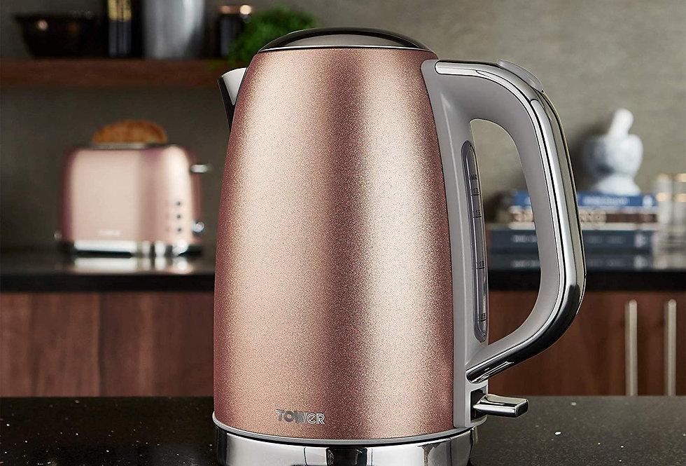 TOWER Glitz Fast Boil Jug kettle