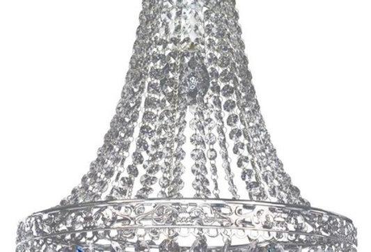 Madison ceiling pendant chrome