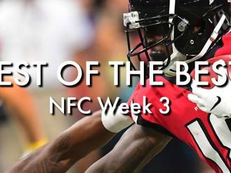 Best of the Best: NFC Week 3