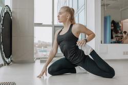 растяжка и йога в Верхней Пышме