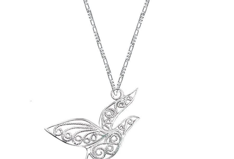 Gentle Dove Necklace