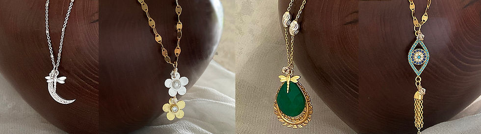 Handcrafted Fine Jewelry from Chrysalis Bleu