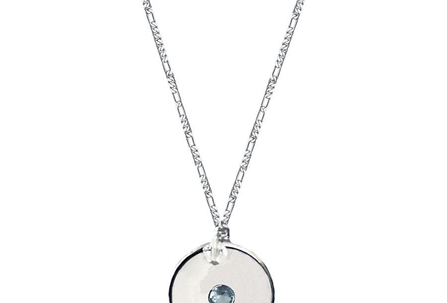 Full Circle Protection Eye Necklace
