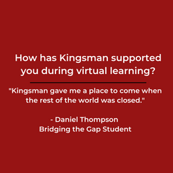 What advice do you have for new Kingsman